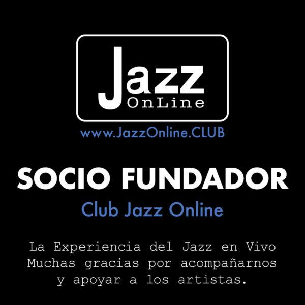 Socio Fundador JazzOnline.CLUB