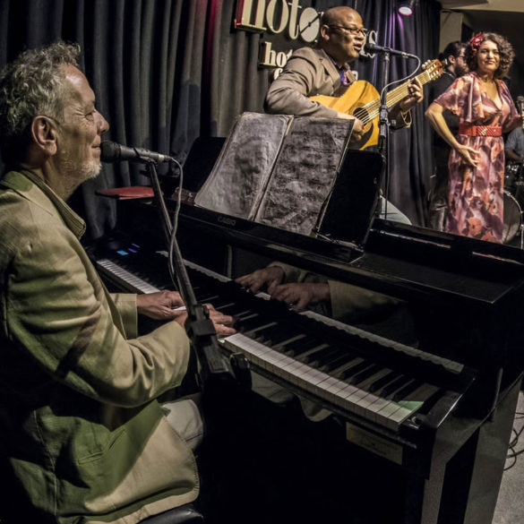La Fusa de Vinícius de Morales - Jazz Online