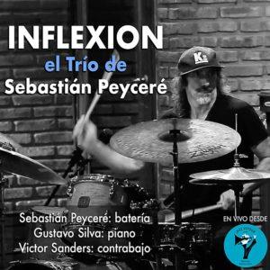 INFLEXION – Trío de Sebastián Peyceré