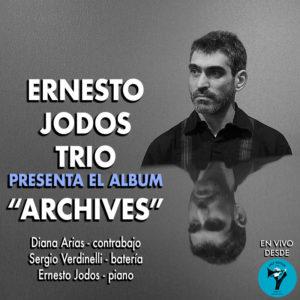 Ernesto Jodos Trio