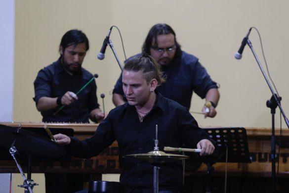 Marimba Contemporánea de Guatemala