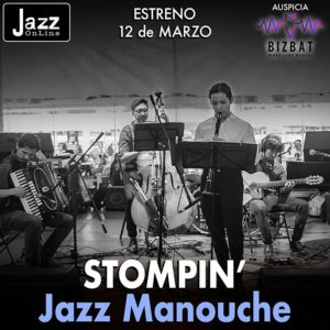 STOMPIN' jazz Manouche