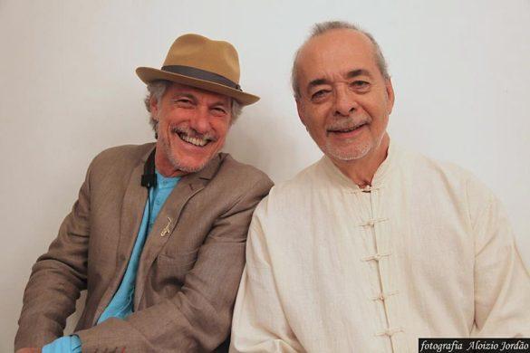 GILSON PERANZZETTA e MAURO SENISE
