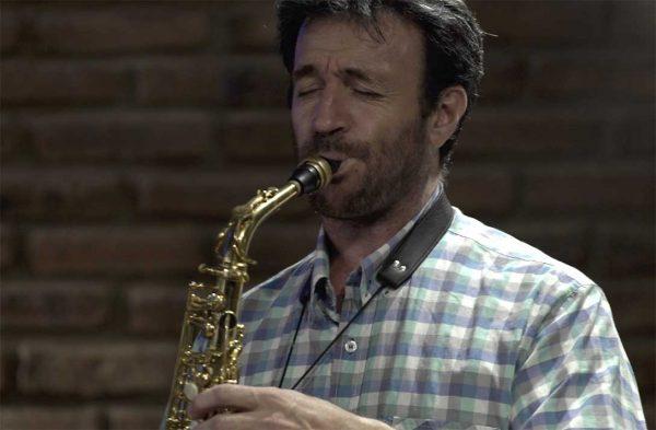 Mariano Gamba, Saxo Alto