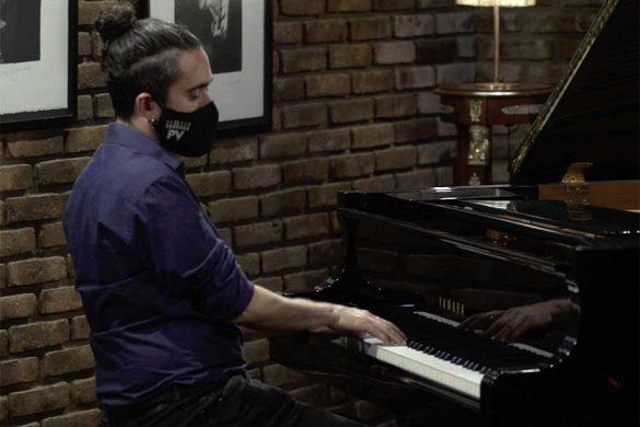 Pablo Valle, Piano