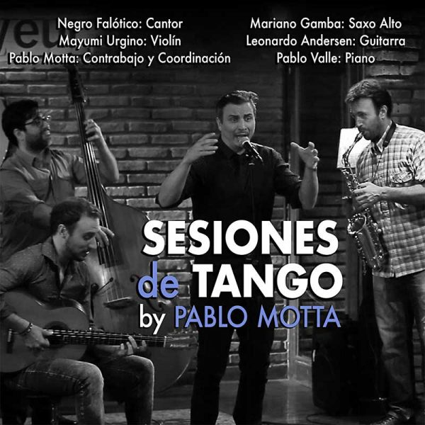 Sesiones de Tango by Pablo motta