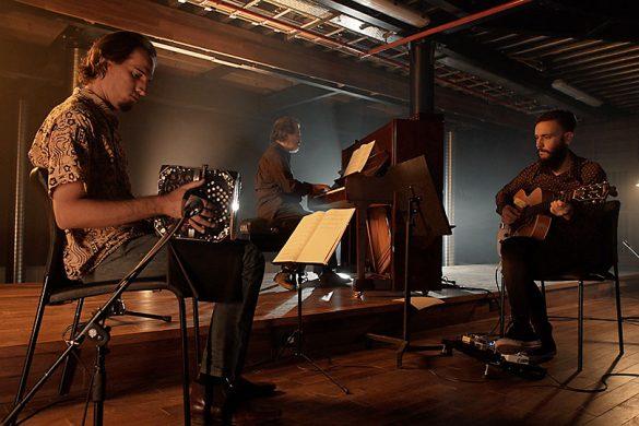 Neo Tango Trio - Tito Olivav