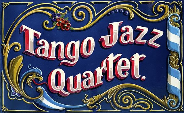 Tango Jazz Quartet Tour 2021